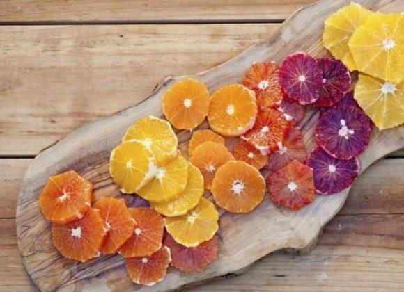 Re-découvrez les oranges